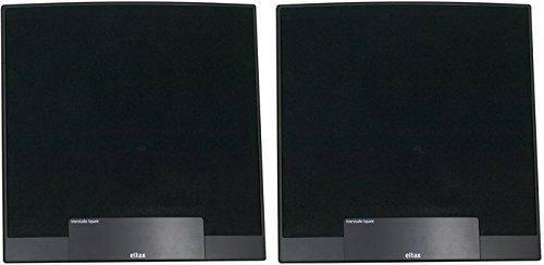 ELTAX 10651 Interstudio Square passiv black