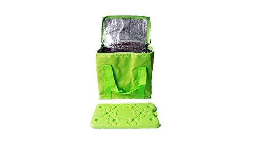 Cool KÜHLTASCHE 7L 25x23cm KÜHLAKKU Isoliertasche Thermotasche Tasche Kühlbox Camping 3-Varianten 47