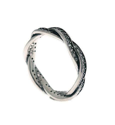 Pandora Ring Twist of Fate