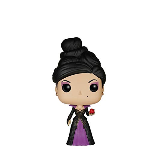 Yuqianjin Once Upon A Time - Regina: Regina Mills Pop Version Anime Figure PVC Figura Modello Piccolo e Carino -3.93inch