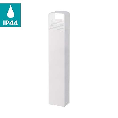 EGLO DONINNI Éclairage de Plancher extérieur Blanc SMD LED Module LED 5 W A+ - Éclairage extérieur (Éclairage de Plancher extérieur, Blanc, Aluminium, Plastique, IP44, I, Transparent)