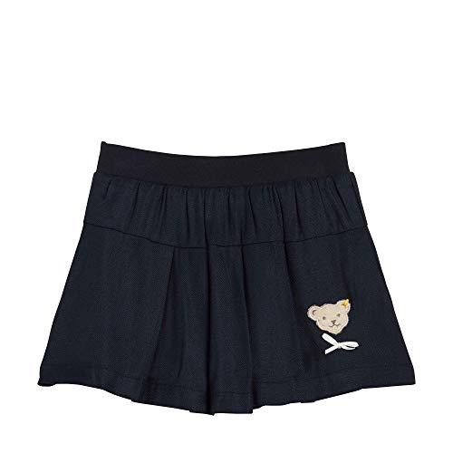 Skirt mit Falten und Schleife, Blau (BLACK IRIS 3032), 92 (Herstellergröße:92)