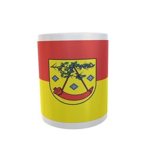 U24 Tasse Kaffeebecher Mug Cup Flagge Gardelegen OT Sichau