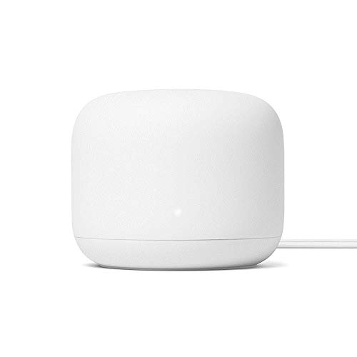 Google GA00595-SG Nest Wifi Router, White