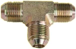Oklahoma City Mall Hydraulic pipe joints tee Max 82% OFF oil flared