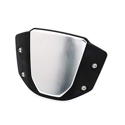 Accesorios para automóviles Ajuste para Honda CB650R 2018-2020 Aluminio parabrisas de parabrisas de parabrisas con parabrisas de parabrisas deflector de viento CB650 R accesorios de motocicleta Acceso