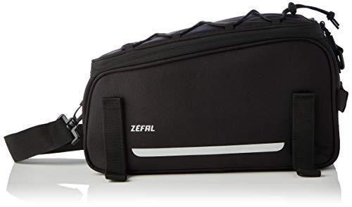 ゼファール(Zefal) リアバッグ 自転車 Zトラベラー40 [Z Traveler 40] 容量9L 重量 450g レインカバー付 リアキャリアに簡単装着 工具不要 ツーリング サイクリング ブルベ 7039C ブラック
