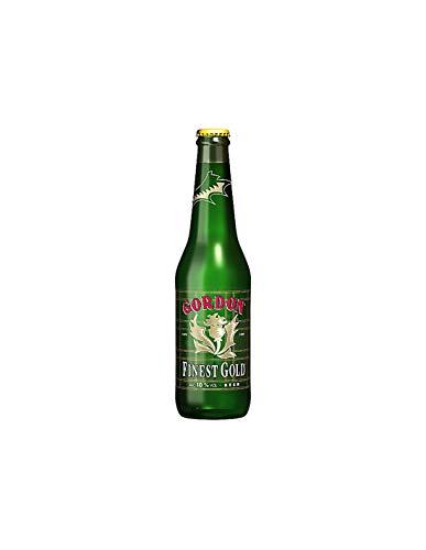 Cerveza Gordon Finest Gold 33 Cl, disponible de 1 a 24 botellas