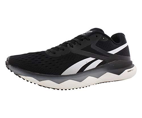 Reebok Men's Floatride Run Fast 2.0 Running Shoe - Color: Black/Pure Grey - Size: 8.5 - Width: Regular