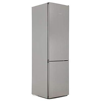Bosch Serie 4 KGN39VL3AG 70/30 Freestanding Fridge Freezer Stainless Steel Look - Frost Free