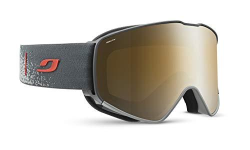 Julbo Cyrius Skibrille, Black/Grey Dust, Einheitsgröße
