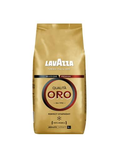 Lavazza Kaffeebohnen - Qualita Oro, 1 kg