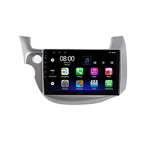 4G RAM 8 core android 10 autoradio stereo auto per honda fit jazz 2 GG 2008 2010 2012 2013 navigazione GPS Multimedia Player