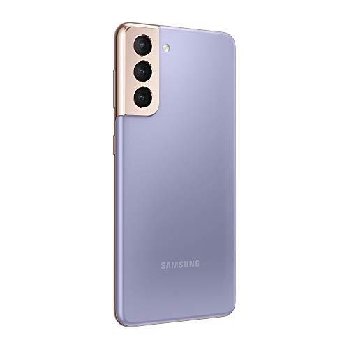 Samsung Galaxy S21 5G - Phantom Violet - 128Go - Smartphone