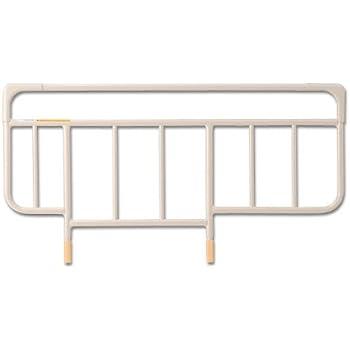 ベッドサイドレール 標準タイプ/KS-161Q アイボリー パラマウントベッド