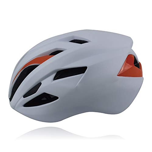 Casco da Ciclismo Regolabile, Certificato CE, Mountain Bike e Bici da Strada Casco da Equitazione Casco da Uomo e da Donna Skateboard/Sci.
