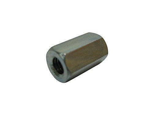 5 x Kugelmutter Kugelmuttern Messingkugel Messing Kugel Messing blank /Ø 8mm Gewinde M3 SAMWERK/®