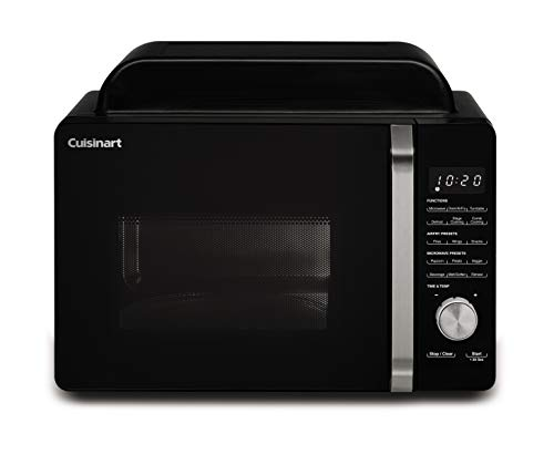 Cuisinart AMW-60 3-in-1 Oven Airfryer Microwave, Black
