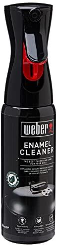 Weber 17684 Emaille-Reiniger, Reinigung lackierter Oberflächen, 300 ml