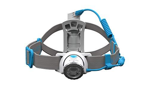 Zweibrüder LED Lenser Neo 10R Stirnlampe, Blau, One Size