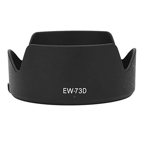zhuolong Paraluce paraluce per Fotocamera EW-73D per Canon EF-S 18-135mm f / 3.5-5.6 IS USM