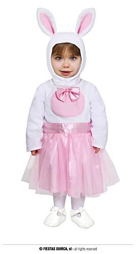 FIESTAS GUIRCA Disfraz de Conejo Rosa para beb de 6 a 12 Meses
