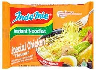 Indomie Pack especial de fideos instantáneos de pollo de 40 x 75 gr 7.49999999999999E-02 ml - Pack de 40