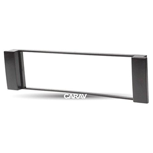CARAV 11-034 1-DIN Marco de plástico para Radio para Audi A3 (8L) 2000-2003, A6 (4B) 2001-2005 / Seat Toledo, Leon 1999-2005