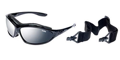Ravs Sportbrille Schutzbrille Kitebrille Radbrille Sonnenbrille mit polarisierenden Gläsern