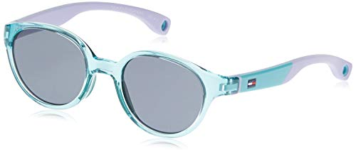 Tommy Hilfiger TH 1424/S BN Gafas de sol, Green Lilac, 43 Unisex-Adulto