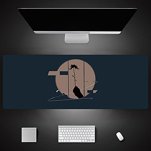 Impresión de Dibujos Animados Grande 90X40Cm Pc Escritorio de la Computadora Estera del Escritorio del Ordenador Portátil Protector Alfombrilla de Ratón