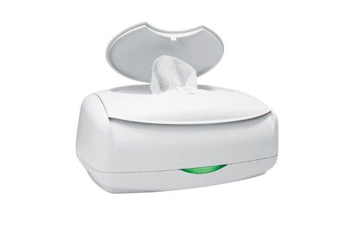 Prince Lionheart - Calentador de toallitas con luz nocturna integrada Calentador de toallitas All Time Worldwide #1 Viene con un sistema de almohada EverFRESH que evita que se seque y