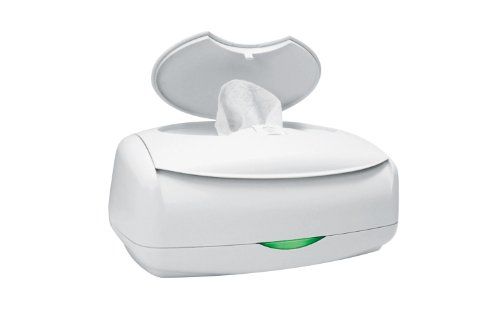 Prince Lionheart Ultimate Wipes Warmer with an Integrated Nightlight |Pop-Up Wipe Access. All Time...