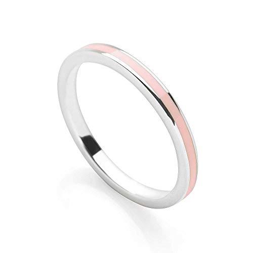 Ice Pink Stack Ring M