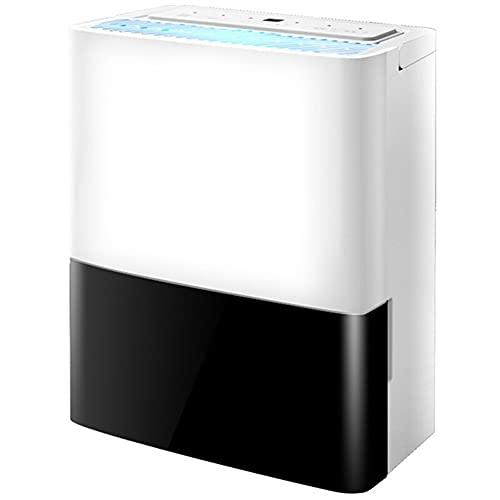 OOFAT Deshumidificador - Depósito Extraíble De 2.5 litros, Cobertura hasta 20 M2,para El Hogar, Dormitorio, Sótano, Baño, Oficina