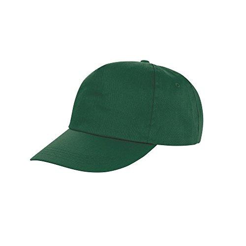 Result Houston - Casquette - Adulte Unisexe (Taille Unique) (Vert Bouteille)