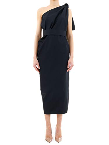Mode | Weekend Max Mara Womens 1221139810219004 blauwe jurk | Lente-Zomer 19