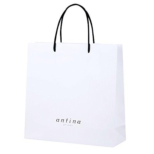 DEAN&DELUCAギフトカタログチャコールコース(3,800円)(リボン包装済み/ノキアブラウン)ショッピングバッグ付き(M157)