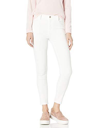 J Brand Jeans Women's Alana High Rise Crop Skinny, Blanc, 27