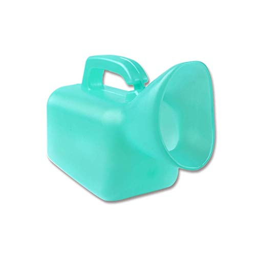 XYSQWZ Ms Large Diameter Pee Bottles Potty Urinal Portable Reusable Outdoor Emergency Urinal Family Mobile Toilet Camping Travel Car