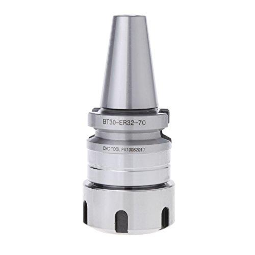 Exing BT30 ER32-70L - Portaherramientas para fresadora CNC