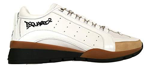 DSQUARED2 W17SN192 Sneaker-41.5 EU