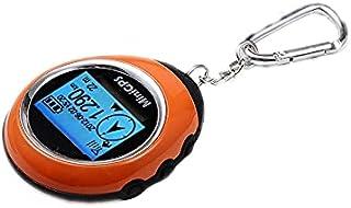 $44 » Thahamo Handheld Mini GPS Navigation USB Rechargeable Location Finder Tracker for Outdoor Travel Climbing (Orange)