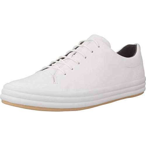 CAMPER Hoops, Damen Low-top, Weiß (White Natural 100), 35 EU