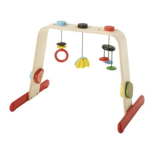 Ikea LEKA–bebé Gimnasio, Abedul