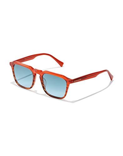 HAWKERS Carmel Blue Eternity Sunglasses, TR18 UV400 Gafas, Caramel, 46 Unisex Adulto