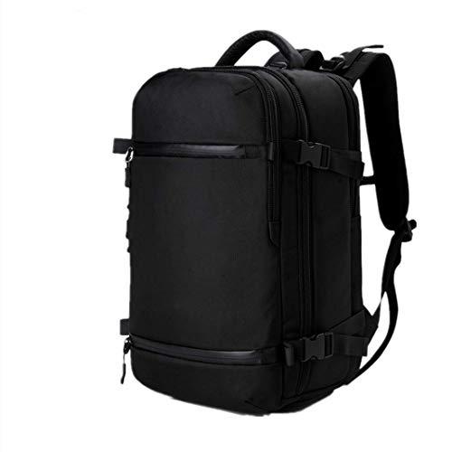 Laptoprucksack, Eingebauter USB-Ladekabelrucksack Für Männer Mit Großer Kapazität. Outdoor-Reisebranche Für Männer Und Frauen Wasserdichter Und Reißfester Multifunktionsrucksack
