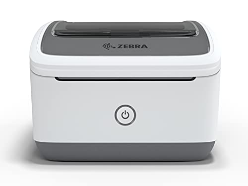 Zebra 4' Thermal Label Printer, Wireless Labelling for Shipping, Postage, Address, Barcodes, Product...