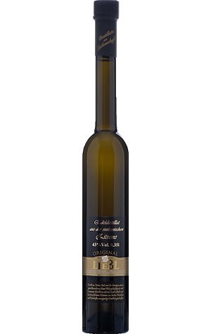 Liebl Edeldestillat aus der sizilianischen Zitrone 0,35 L