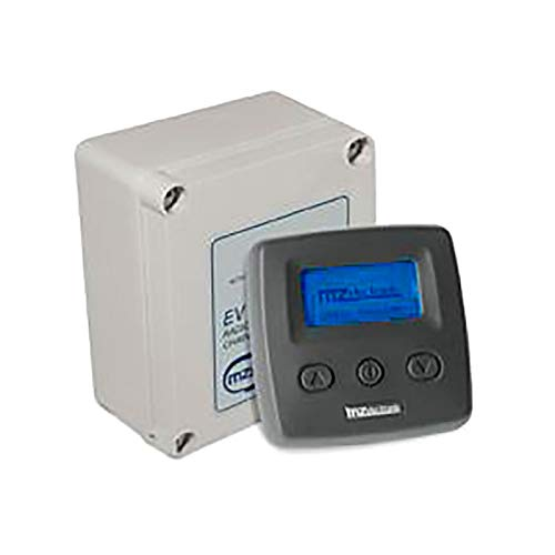 MZ Electronic Fernbedienung m. Kettenzähler, Funkverbindung
